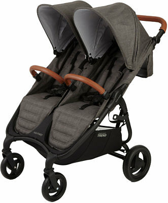 Valco 2018 Snap DUO Trend Stroller in Charcoal Brand New!! Open Box!!
