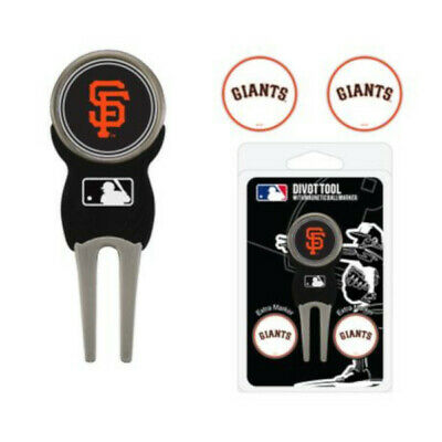 Nuevo Team Golf MLB San Francisco Giants Reparación Arreglapiques/Marcadores