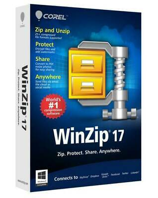 WinZip 17 Pro Full Version 🔑 License Key🔑 and Download🔥🔥🔥