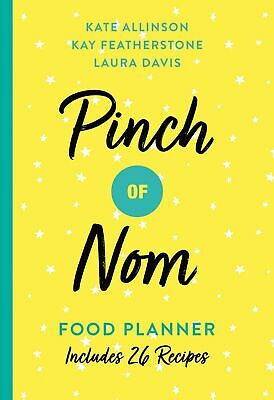Pinch of Nom Food Planner - Includes 24 Recipes