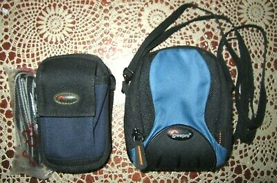 2 x Lowepro Camera Bags Very Good Condition
