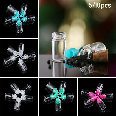 DIY Containers Message Vials Ornaments Small Drift Bottle Glass Jars Decoration
