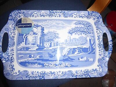 BNWT Spode Blue  Italian large serving tray