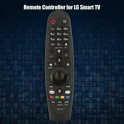 Smart TV Television Remote Control Replacement for LG AN-MR600 AN-MR650 UK