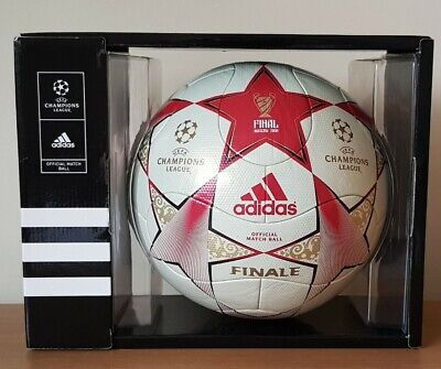 Adidas Finale Moscow - UEFA Champions League Final 2008 Official Match Ball