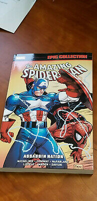 Marvel Epic Collection:amazing Spider-Man: Assassin Nation Vol 19~Marvel Tpb New