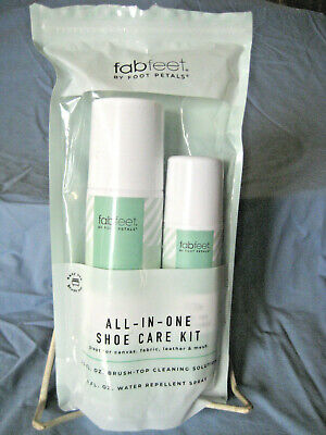 Fab Feet by Foot Petals All-in-One Shoe Care Kit