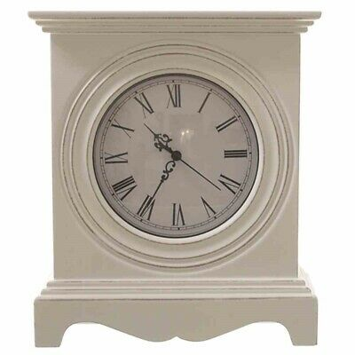 Nostalgia Table Clock,Mantel Box Clock,Buffet Clock in Country House Style from