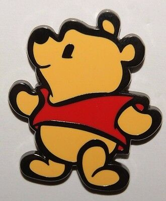 Disney Mystery Character Cartoon Babies Winnie The Pooh Pin New Out Of Bag