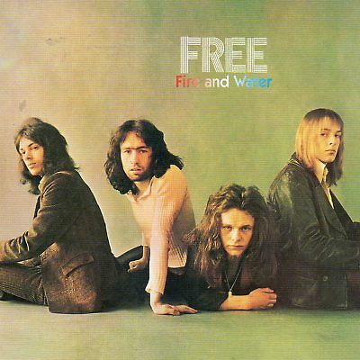 Free - Fire and Water - 13 track Remastered Expanded CD - 6 bonus tracks -2001