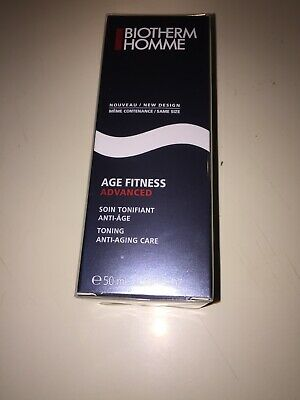 biotherm homme age fitness soin tonifiant anti-age