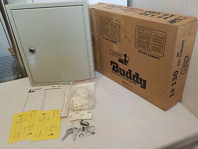 Buddy 30 Key Cabinet * New/Unused In Open Box