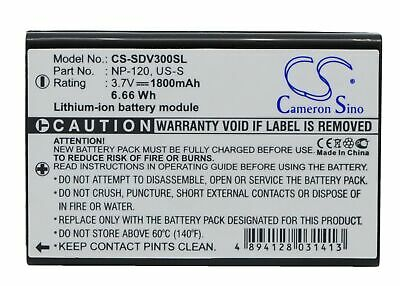 Cameron Sino Replacement Battery Sonocaddie G-4L V350 V500
