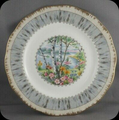 Royal Albert Silver Birch Bread and Butter Plate (4 Available)