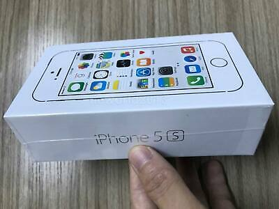 New Apple iPhone 5S 16GB 32GB 64GB Smartphone Unlocked All Colours Top Grade A+
