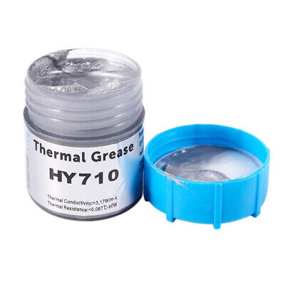 HY710 Silver Thermal Heatsink Grease Paste Compound Chipset Cooling For CPU
