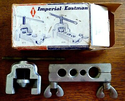 IMPERIAL-EASTMAN Flaring Tool #203-FA With Box & Instructions