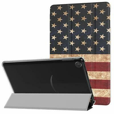 Case Fits All-New  Kindle Fire 7 Tablet (9th Generation, 2019 Release)