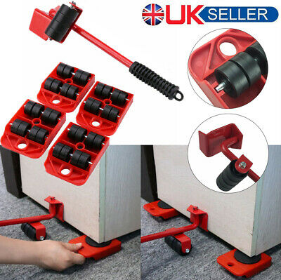 Heavy Furniture Shifter Lifter Wheels Moving Slider Mover Easy Move Removal UK
