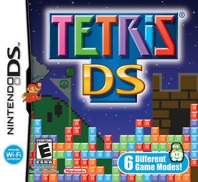 Tetris DS - Nintendo DS Game - Game Only