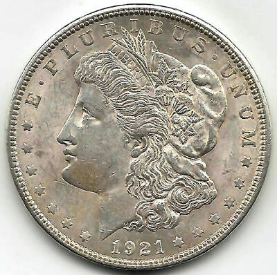 U. S. a.1 Dollar Morgan 1921 @ Bella Piece @ Silver