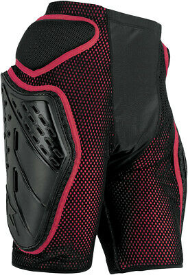 Alpinestars Bionic Freeride Protection Shorts Red/Black Mens All Sizes