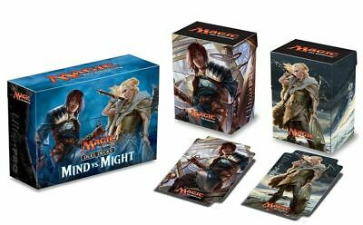 Mind vs. Might Deckbox Ultra Pro Deck Box MTG Duel Decks