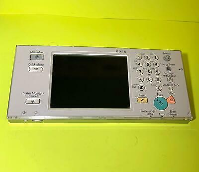 Canon Oem Display Control Panel Assembly For Ir Adv C7055 C7065 6055 6065 6075