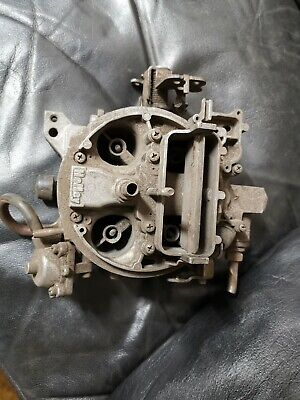 Holley carburettor 4 barrel 5643b 487