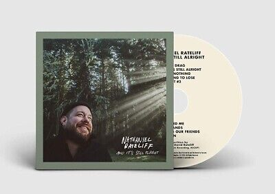 Nathaniel Rateliff - And It's Still Alright (CD) *BRAND NEW*