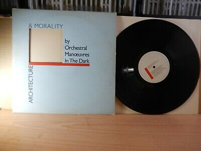 Orchestral Manoeuvres in The Dark - Architecture & Morality 1981 Dindisc/Dinsong