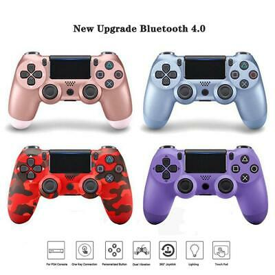 4 Wireless Ps4 Controller Playstation Sony Gamepad Bluetooth Dualshock Game Usa