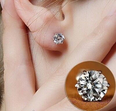 10 x Pairs Of Rhinestone Earrings Wholesale Joblot Jewellery Valentines Day (E)