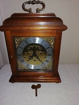 Franz Hermle,Triple Chime Bracket Clock in Excellent Condition & Working Order.