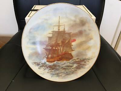 "Set of Collectable Plates ""The Ships That Made Australia""."