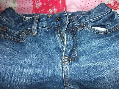 Boys gap jeans jersey lined aged 6 yrs