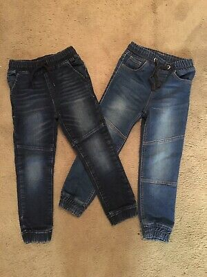 Boys Jeans Age 4-6 Excellent Condition Next