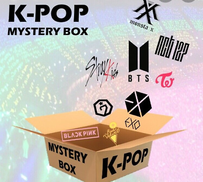 Kpop Special Request Pack (Albums, Gifts, Etc) + Free Tracking