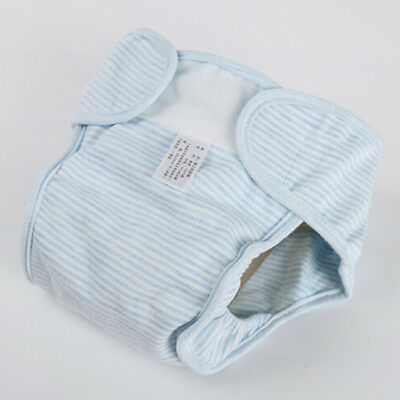 Baby Diapers Children Cloth Diaper Reusable Breathable Nappies Training Pants S