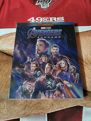 Avengers End Game (Blu-Ray, 2019)