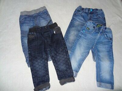 NEXT boys jeans bundle 18-24 months (4 pairs)