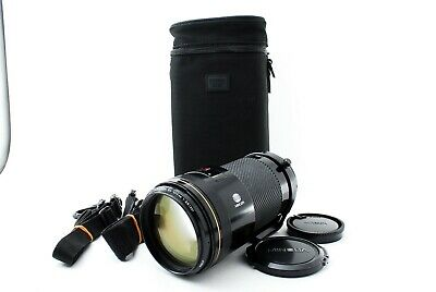 Minolta 80-200mm f/2.8 APO AF Zoom Lens for Sony Minolta A w/Case From Japan