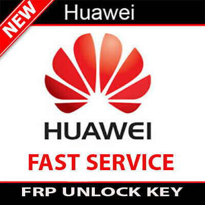 HUAWEI Bypass FRP Unlock Key Code By IMEI All Model