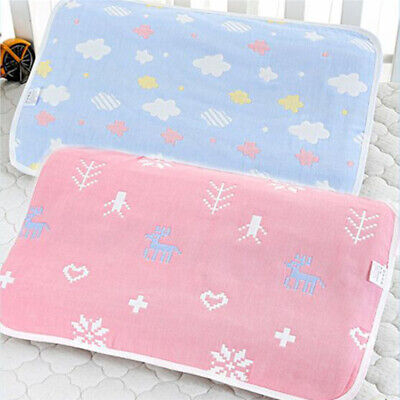 Diverse Cute Cartoon Animals Cotton Pillow Cover Baby Room Cushion Cover