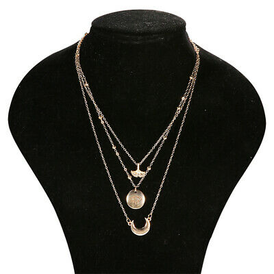 Women's Fish Mermaid Tail Pendant Necklace Jewellery Fashion Gifts S