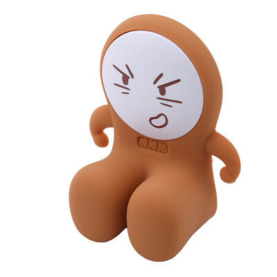 Silicone Baby Protect Safety Cartoon Creative 180 Degree Rotate Door Stopper S