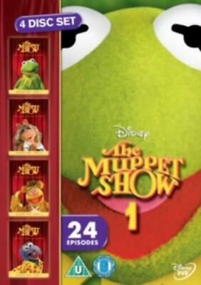Muppet Show: The Complete First Season =Region 2 DVD,sealed=