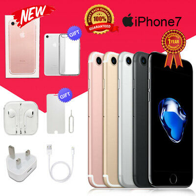 New Apple Iphone 7 32Gb 128Gb Factory Unlocked Smartphone Various Colours