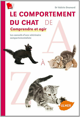 Le comportement du chat de A à Z (EBOOK/PDF)
