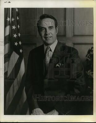 1977 Press Photo US Senator Robert Dole - tua86855